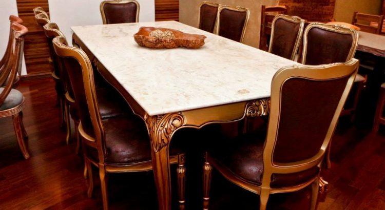 Mesa de Jantar Luis XV