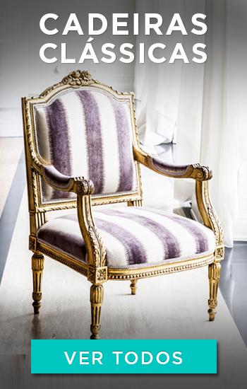 Cadeiras Luis XV